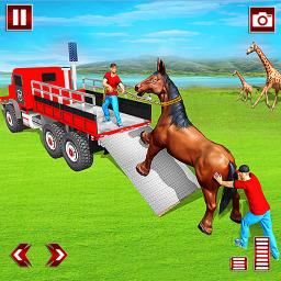 Wild Animals Transport Simulator:Animal Rescue Sim