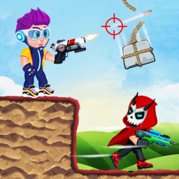 Mr Shooter Puzzle New Game 2021 - Shooting Games