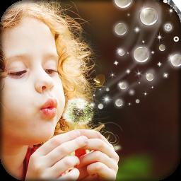 Artful - Photo Glitter Effects