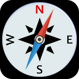 GPS Compass Navigator - Compass Level & True North