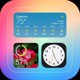 Widget iOS 14 - iWidget