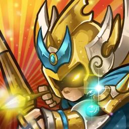 Defense Heroes: Defender War Offline Tower Defense