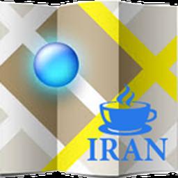 نقشه آفلاین ایران