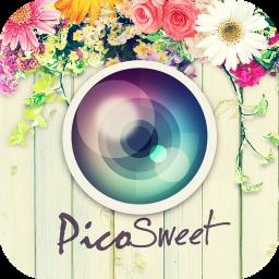 PicoSweet - Kawaii deco with 1 tap