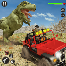 Jurassic Hunter - Dinosaur Safari Animal Sniper