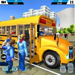 School Bus Transport Driver 2019