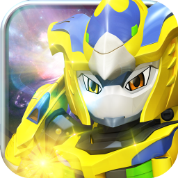 Superhero Robot: Hero Fight