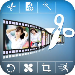 Photo Video Music Editor