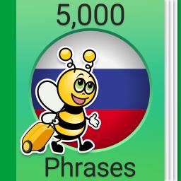 Speak Russian - 5000 Phrases & Sentences