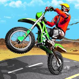 Impossible Ramp Bike Stunt Tricks Racing 3D