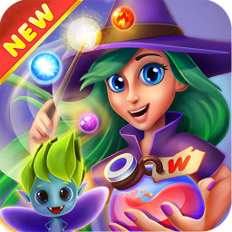 WitchLand - Bubble Shooter 2021