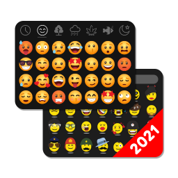 😍 Emoji Keyboard - Cute Emojis, GIFs, Themes