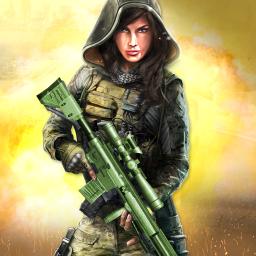Sniper Shooter assassin: Fire Free Shooting Games