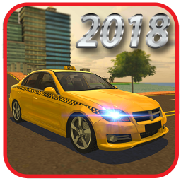 New York City Taxi Driving: Taxi Games 2018