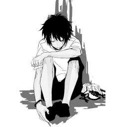 HD Sad Anime Wallpaper