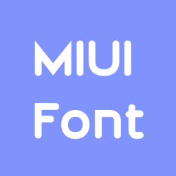 MiFonter - Font Chaner For MIUI 10,11,12 [BETA]