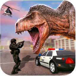 Dinosaur Simulator: City Battleground