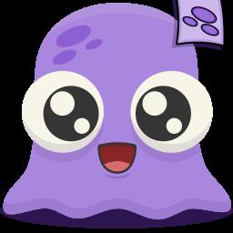 آیکون بازی My Moy 🐙 Virtual Pet Game