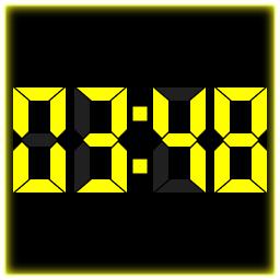 Digital Table Clock 2