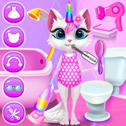 Kitty Kate Unicorn Daily Caring