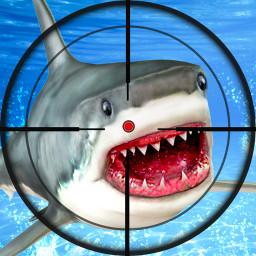 Whale Shark Attack FPS Sniper - Shark Hunting Game