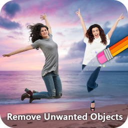 Remove Objects - Touch To Remove Unwanted Content