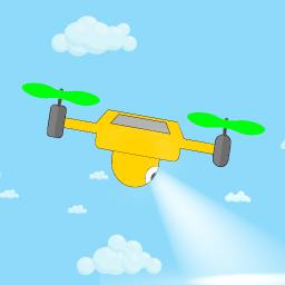 City Drone Attack-Rescue Mission & Flight Game