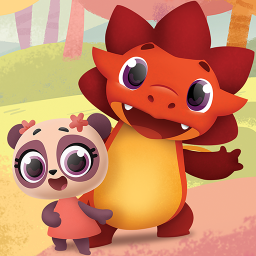Tommy The Little Dragon Game for Kids! Magic World