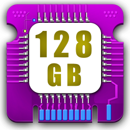 128GB SD Card Memory Booster & Cleaner