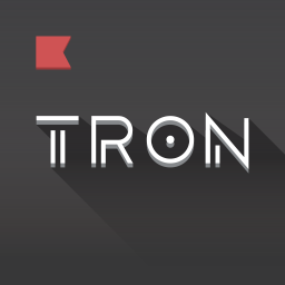 Tron Wallet. Store, send & receive TRX coin