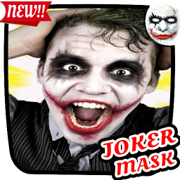 Photo Editor For Joker Mask
