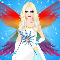 Fairy Princess Wedding Makeup Games