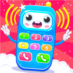 Baby Phone Toddler Learning Game