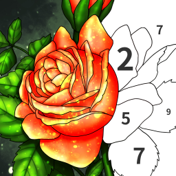 Art Number Coloring - Color by Number