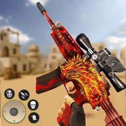 Fury Shooting Strike 2020-Offline FPS Shooting War