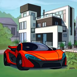 My Success Story: Business Game & Life Simulator
