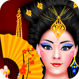 Chinese Doll - Fashion Salon Dress up & Makeover