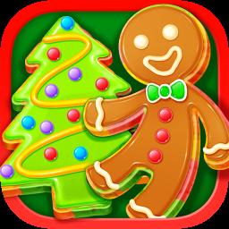 Christmas Unicorn Cookies & Gingerbread Maker Game
