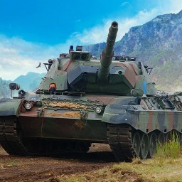 Tank Force: army war games pvp
