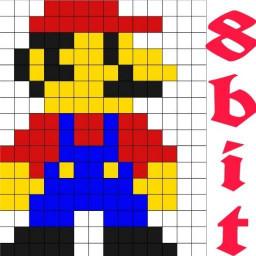 8bit Painter - Pixel Painter