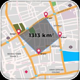 Distance Calculator Map Land Measurement