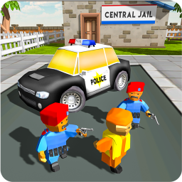 Vegas City Crime Simulator: Prisoner Transport