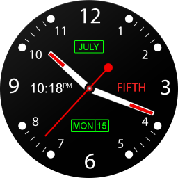 Clock Live Wallpaper 2020: Smart Watch app