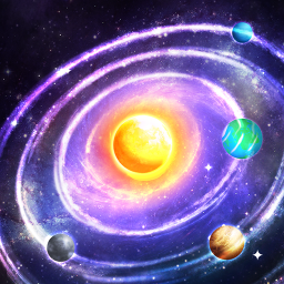 Tap Galaxy-Build your space world