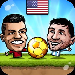 ⚽Puppet Soccer 2014 - Big Head Football 🏆