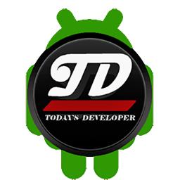 Today's Developer-Android app development tutorial