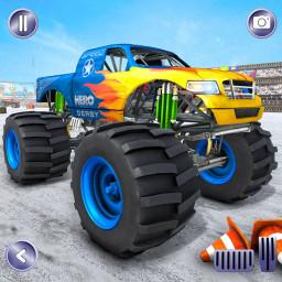 Monster Truck Demolition Derby: Crash Derby 2021