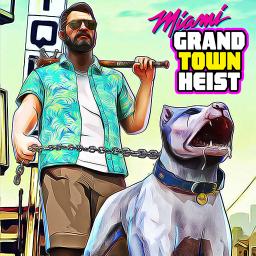 Miami Gangster Theft Auto: Crime City Simulator