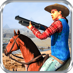 Wild West Gunfighter – West World Cowboy Games