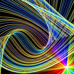 Interdimensional Waves Live Wallpaper